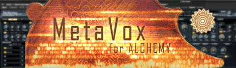 Metavox for Alchemy - Patchpool